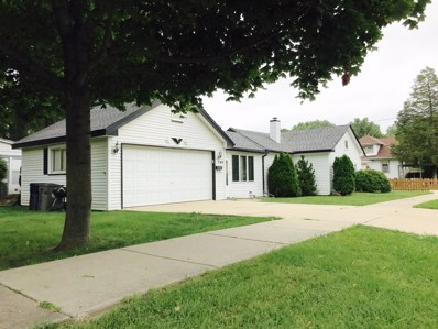 1164 W CHICAGO Street, Elgin, IL 60123 - MLS#: 09711686