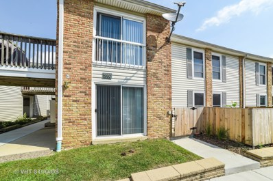 1980 Kenilworth Circle UNIT A, Hoffman Estates, IL 60169 - MLS#: 09712087
