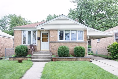 3423 SUNSET Lane, Franklin Park, IL 60131 - MLS#: 09712757