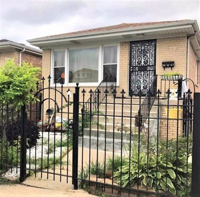 3447 S OAKLEY Avenue, Chicago, IL 60608 - MLS#: 09713257