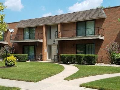 625 N Carroll Parkway UNIT 203, Glenwood, IL 60425 - MLS#: 09713421