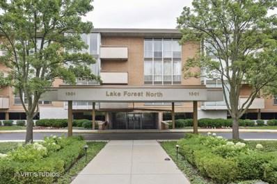 1301 N Western Avenue UNIT 121, Lake Forest, IL 60045 - MLS#: 09713604