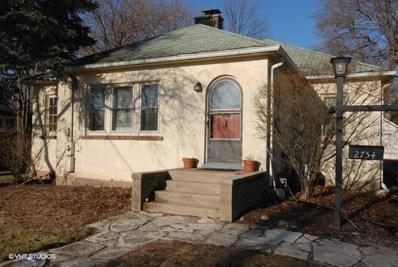2754 St. Johns Avenue, Highland Park, IL 60035 - MLS#: 09713887