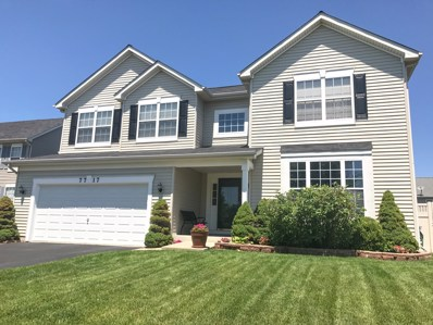 7717 Boxwood Lane, Plainfield, IL 60586 - MLS#: 09714493