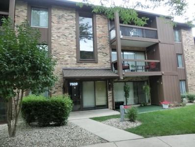 7509 175th Street UNIT 214, Tinley Park, IL 60477 - MLS#: 09714938