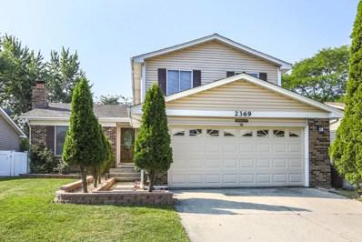 2369 Vista Drive, Woodridge, IL 60517 - #: 09716025