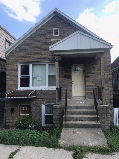 1927 W 34th Place, Chicago, IL 60608 - MLS#: 09717226
