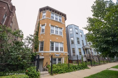 2632 N Springfield Avenue UNIT 2, Chicago, IL 60647 - MLS#: 09717253