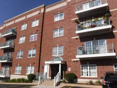 245 W Johnson Street UNIT 107, Palatine, IL 60067 - MLS#: 09717338