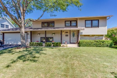 558 Bristol Lane, Elk Grove Village, IL 60007 - #: 09718433