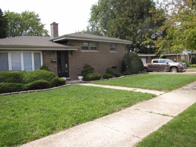 201 Woodlawn Avenue, Joliet, IL 60435 - MLS#: 09718564