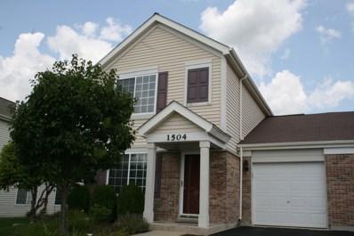 1504 Kettleson Drive, Minooka, IL 60447 - MLS#: 09718581