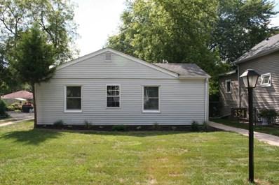 354 S Lodge Lane, Lombard, IL 60148 - MLS#: 09718608