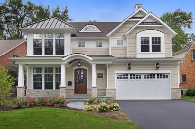 132 WOODSTOCK Avenue, Clarendon Hills, IL 60514 - MLS#: 09718706