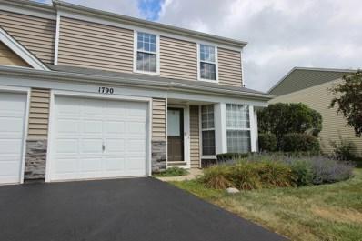 1790 College Green Drive, Elgin, IL 60123 - MLS#: 09718861