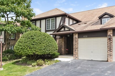 6159 Brookside Lane UNIT A, Willowbrook, IL 60527 - MLS#: 09719190