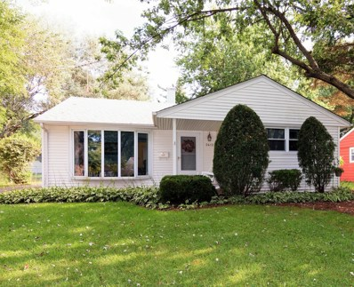 2412 Campbell Street, Rolling Meadows, IL 60008 - #: 09719442