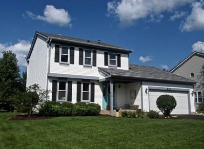 802 Blazing Star Trail, Cary, IL 60013 - MLS#: 09720112
