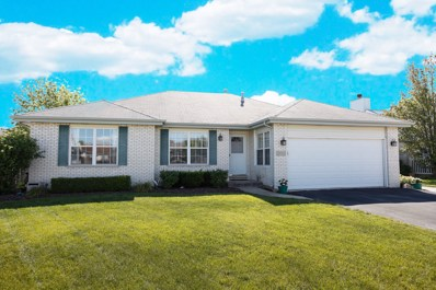 25725 S Hoover Street, Monee, IL 60449 - MLS#: 09720403