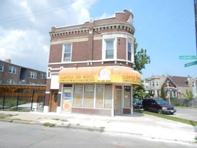 3838 W Grand Avenue, Chicago, IL 60651 - MLS#: 09720505