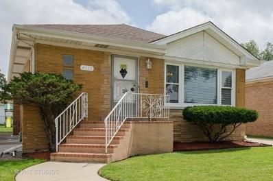 4525 N Opal Avenue, Norridge, IL 60706 - MLS#: 09720508