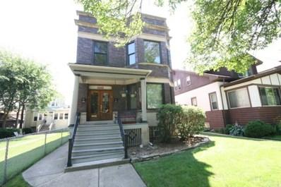 5333 N Sawyer Avenue, Chicago, IL 60625 - MLS#: 09720647