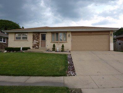 515 Flint Trail, Carol Stream, IL 60188 - MLS#: 09721231