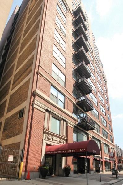 547 S CLARK Street UNIT 1203, Chicago, IL 60607 - MLS#: 09721396