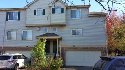 30 MONARCH Drive, Streamwood, IL 60107 - MLS#: 09722985