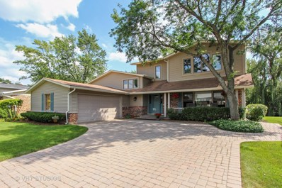 519 W Burr Oak Drive, Arlington Heights, IL 60004 - MLS#: 09723046
