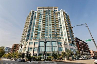 1600 S INDIANA Avenue UNIT 508, Chicago, IL 60616 - MLS#: 09723628