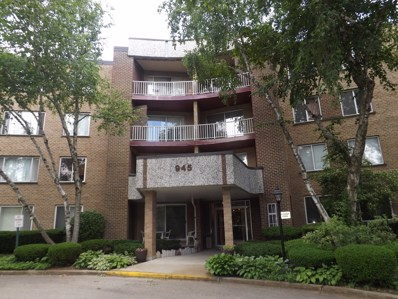 945 E Kenilworth Avenue UNIT 306, Palatine, IL 60074 - MLS#: 09724070
