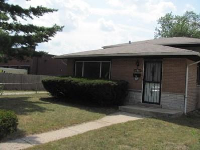 14844 Ellis Avenue, Dolton, IL 60419 - MLS#: 09724182