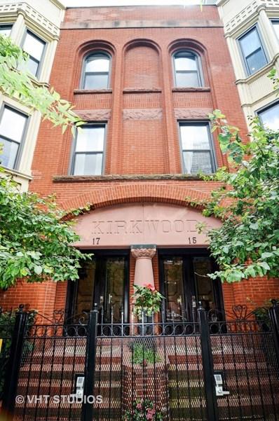 17 E DIVISION Street UNIT 2, Chicago, IL 60610 - MLS#: 09724302