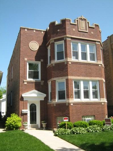 5449 N Spaulding Avenue, Chicago, IL 60625 - MLS#: 09724741