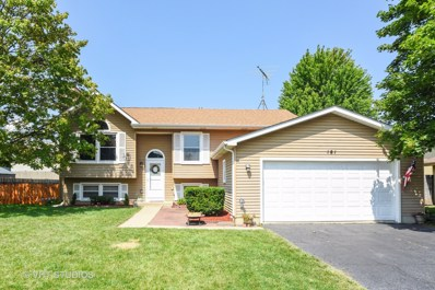 181 Meadow View, Antioch, IL 60002 - MLS#: 09724868