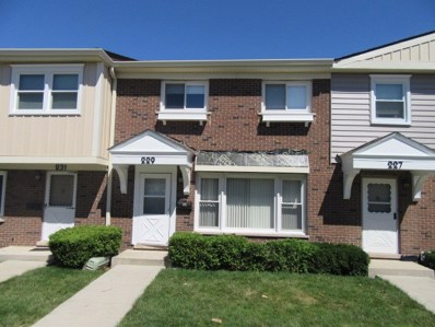 229 FREDERICK Place, Wood Dale, IL 60191 - MLS#: 09725222