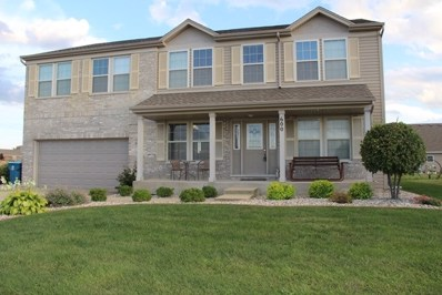 600 LOOKOUT Way, Bourbonnais, IL 60914 - MLS#: 09725571