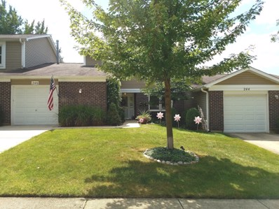 246 HEDGEROW Drive, Bloomingdale, IL 60108 - #: 09725635