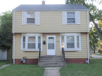 14744 Evers Street, Dolton, IL 60419 - MLS#: 09725805