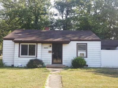 16802 BULGER Avenue, Hazel Crest, IL 60429 - MLS#: 09727222
