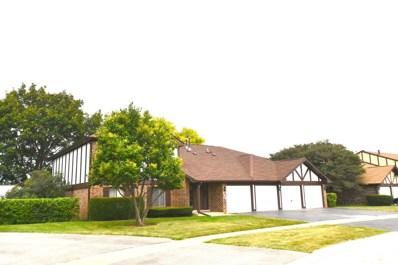 842 Cross Creek Court UNIT B2, Roselle, IL 60172 - #: 09727767