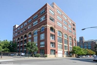 2001 S Calumet Avenue UNIT 411, Chicago, IL 60616 - MLS#: 09727847
