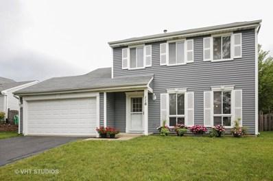 116 Red Cedar Drive, Streamwood, IL 60107 - MLS#: 09728302