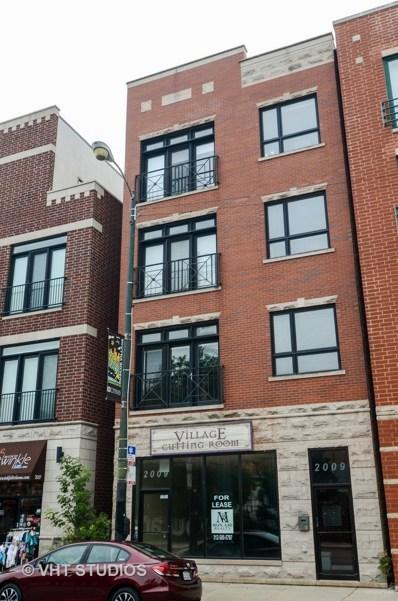 2009 W BELMONT Avenue UNIT 2, Chicago, IL 60618 - MLS#: 09729001