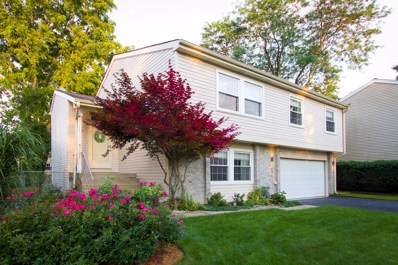 107 Croftwood Court, Rolling Meadows, IL 60008 - MLS#: 09729437