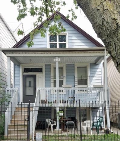 1845 N Sawyer Avenue, Chicago, IL 60647 - MLS#: 09729793