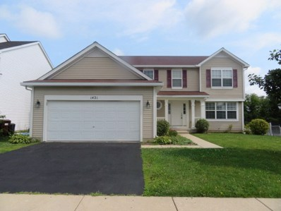 1421 Cord Grass Trail, Woodstock, IL 60098 - #: 09729892
