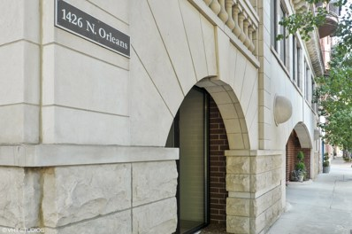 1426 N Orleans Street UNIT 203, Chicago, IL 60610 - MLS#: 09729972