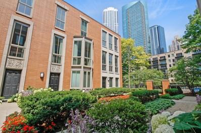 424 E North Water Street UNIT H, Chicago, IL 60611 - MLS#: 09730245